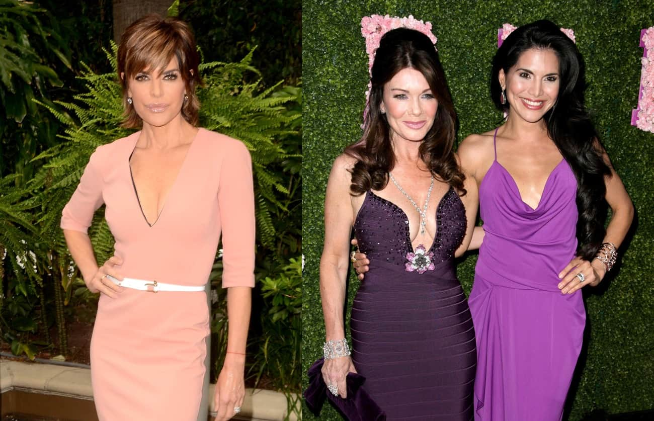 RHOBH Star Lisa Rinna Calls Out Joyce Giraud on Twitter After She Defends Lisa Vanderpump, Plus See Rinna's New Blonde Hair!