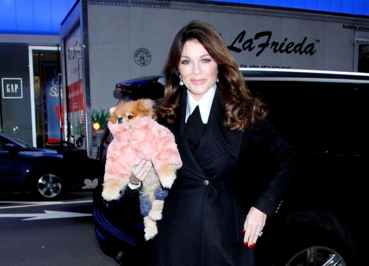 Lisa Vanderpump Responds to Claim That RHOBH Producer Leaked Puppy Gate Story, Discusses Potential Reconciliation With Co-Stars