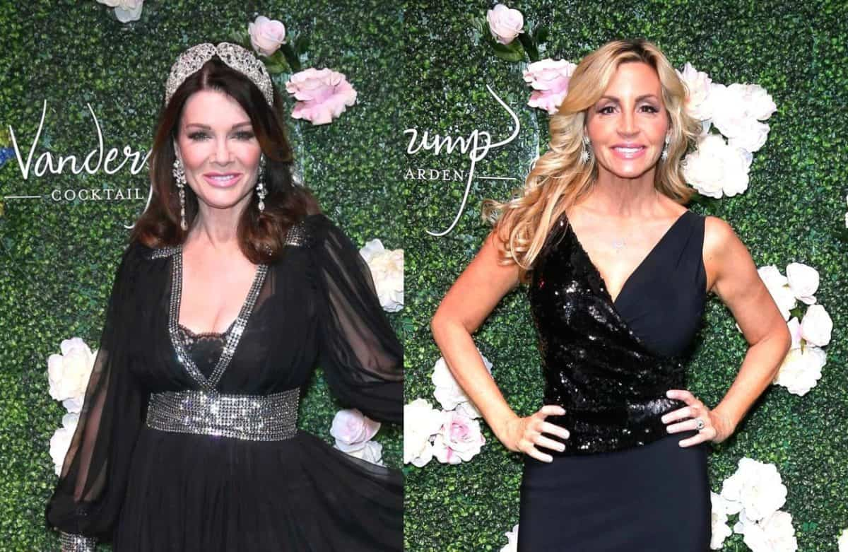 RHOBH Stars Lisa Vanderpump and Camille Grammer Feud on Twitter as Camille Accuses Lisa of Holding a Grudge & Denies Lisa Invited Her to Vegas, See Lisa's Response