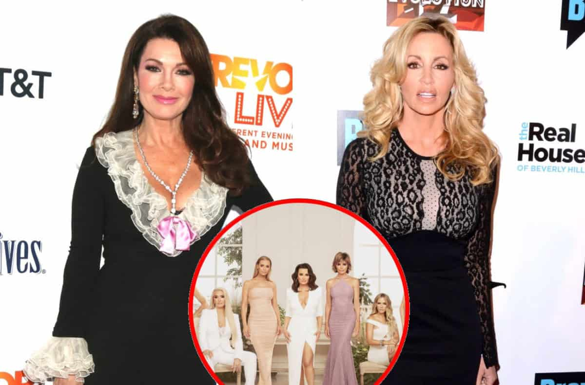 Lisa Vanderpump Reveals Which RHOBH Costars Should Take a Lie Detector Test at Reunion, Plus Cast Suggests Camille Grammer is Afraid of Lisa