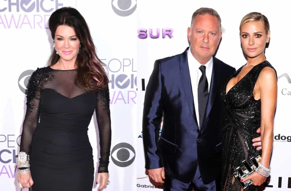 RHOBH Star Lisa Vanderpump Clarifies How Well She Knows PK and Dorit Kemsley as Kyle Explains Why She Was Confused by Their Friendship