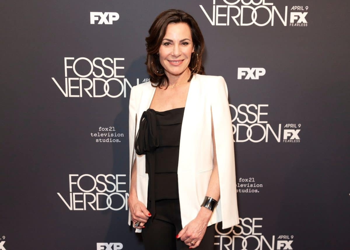 EXCLUSIVE: Luann de Lesseps Reveals If She's Returning to RHONY