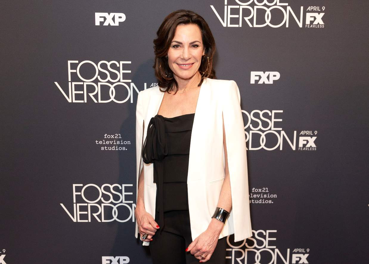 RNONY's Luann de Lesseps Speaks Out About Fame Going To Her Head