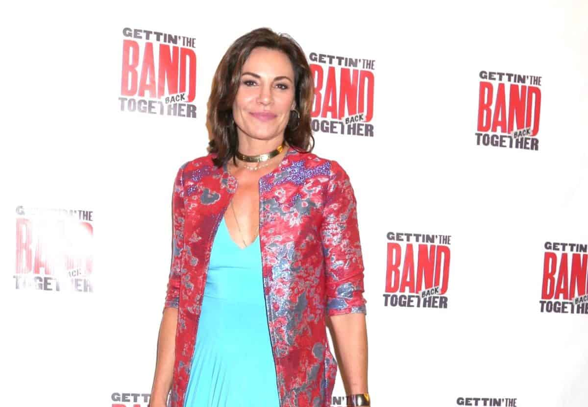 RHONY Producers Address Luann de Lesseps Firing Rumors as Luann Reportedly Believes She's Being Victimized
