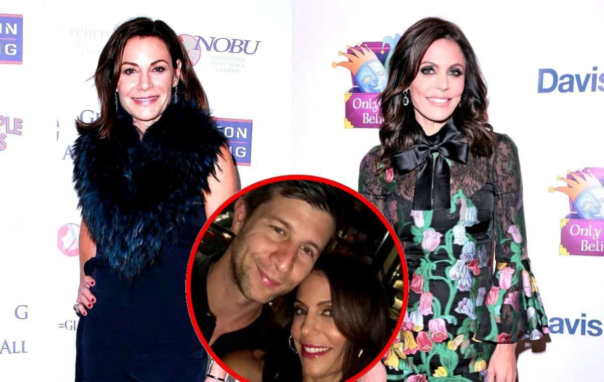 RHONY's LuAnn De Lesseps Questions the Timeline of Bethenny Frankel's Relationship with Boyfriend Paul Bernon