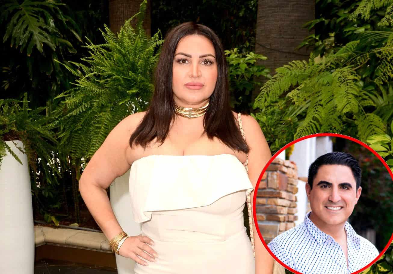 Mercedes 'MJ' Javid Opens Up About Feud With Reza Farahan, Addresses If She's Quitting Shahs of Sunset
