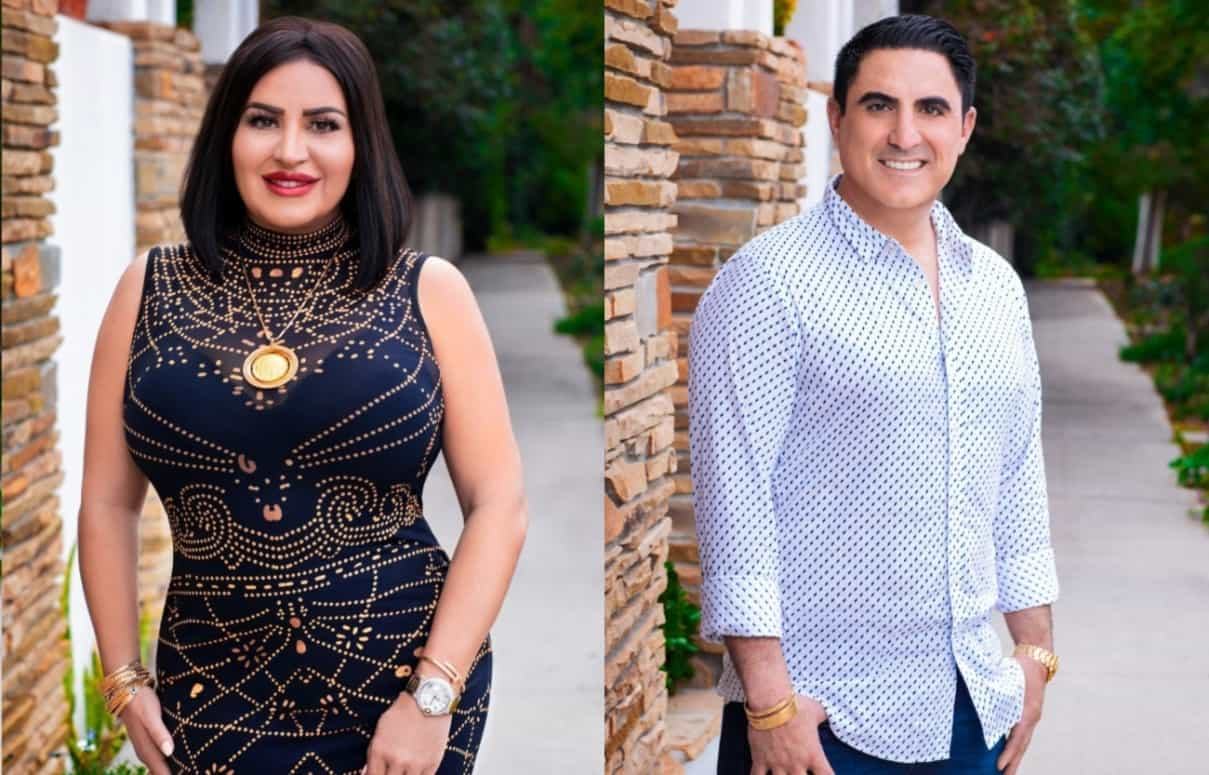 Mercedes 'MJ' Javid Might Not Return to Shahs of Sunset for Season 8 Amid New Feud With Reza Farahan