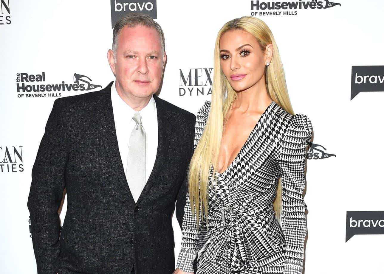 Judge Freezes Dorit Kemsley's Bank Account Amid Lawsuit Against RHOBH Star's Husband PK, Find Out How Much Money Was in the Account