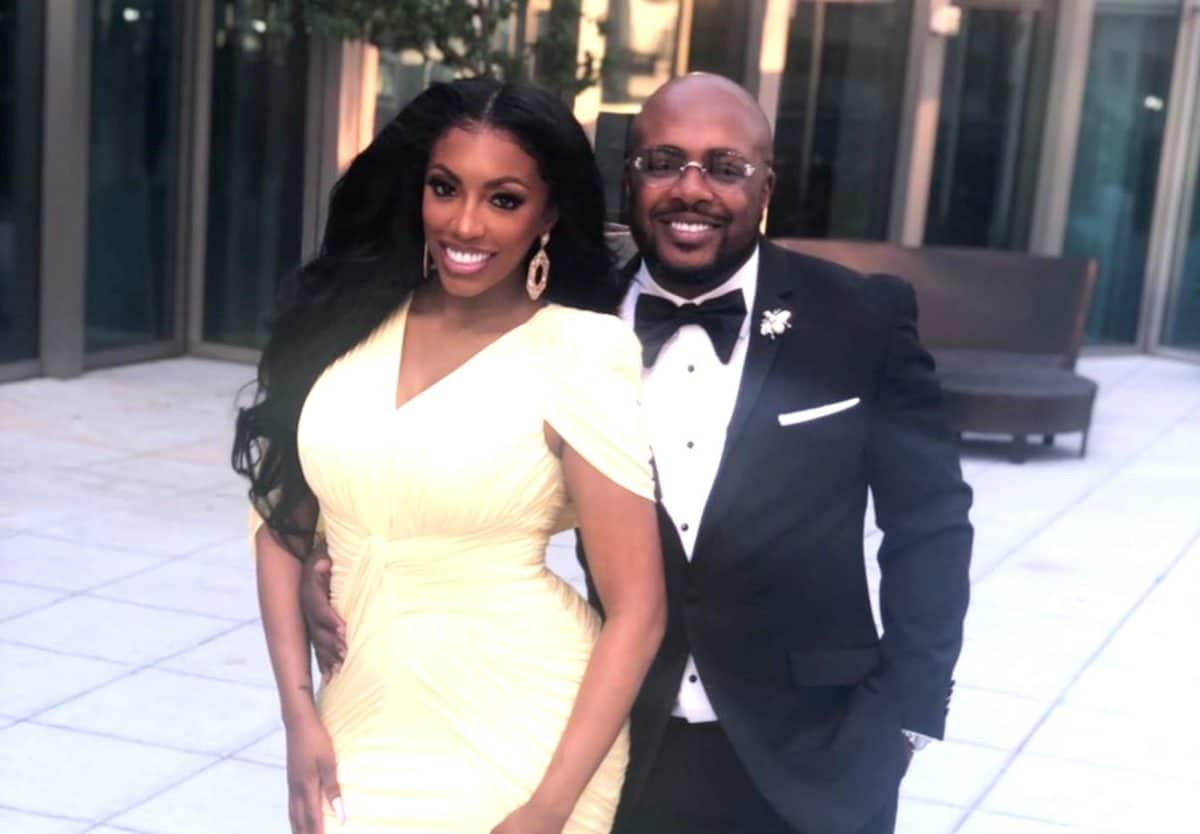 RHOA's Porsha Williams Talks 'Ups and Downs' With Fiancé Dennis McKinley