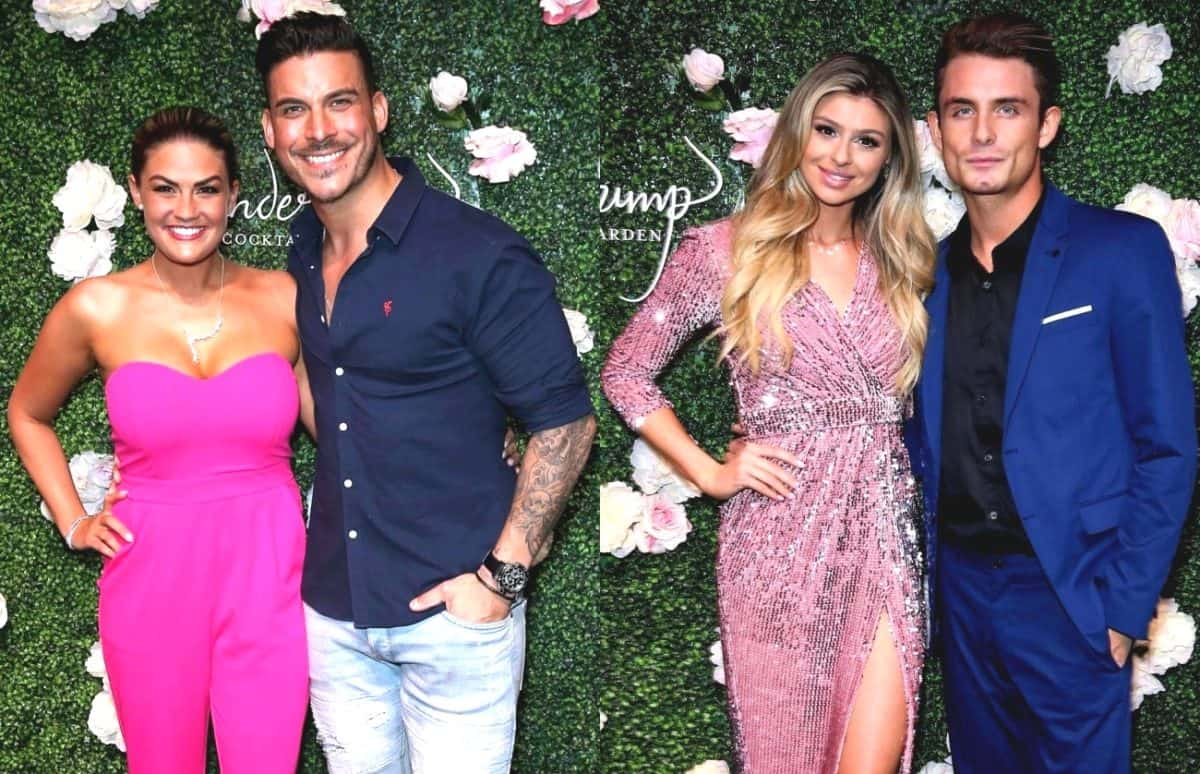 Is This the Fake Twitter Account Jax Taylor Allegedly Created to Bash James Kennedy? Plus Brittany Cartwright Responds to Backlash Over Vanderpump Rules Reunion