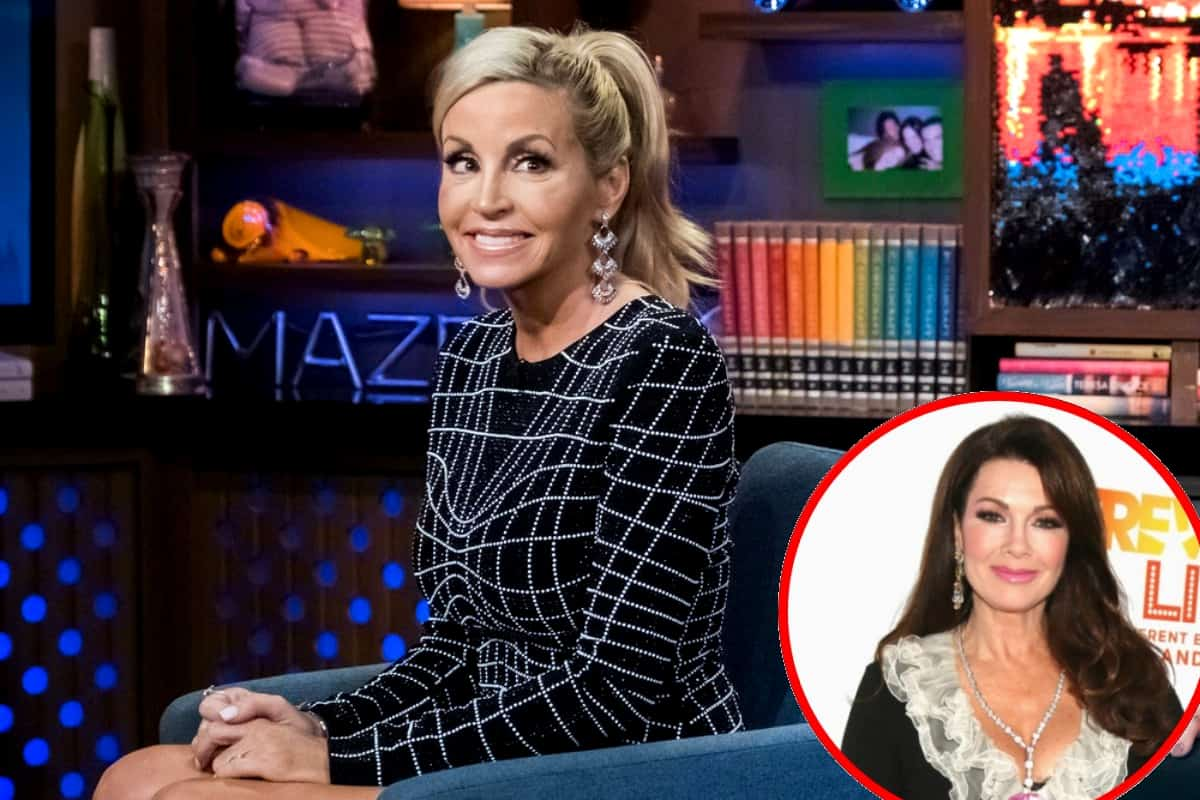 Camille Grammer Accuses Lisa Vanderpump of 'Leaving Her Out to Dry' During RHOBH Season 2, Talks Controversial Comments and If She Has Regrets