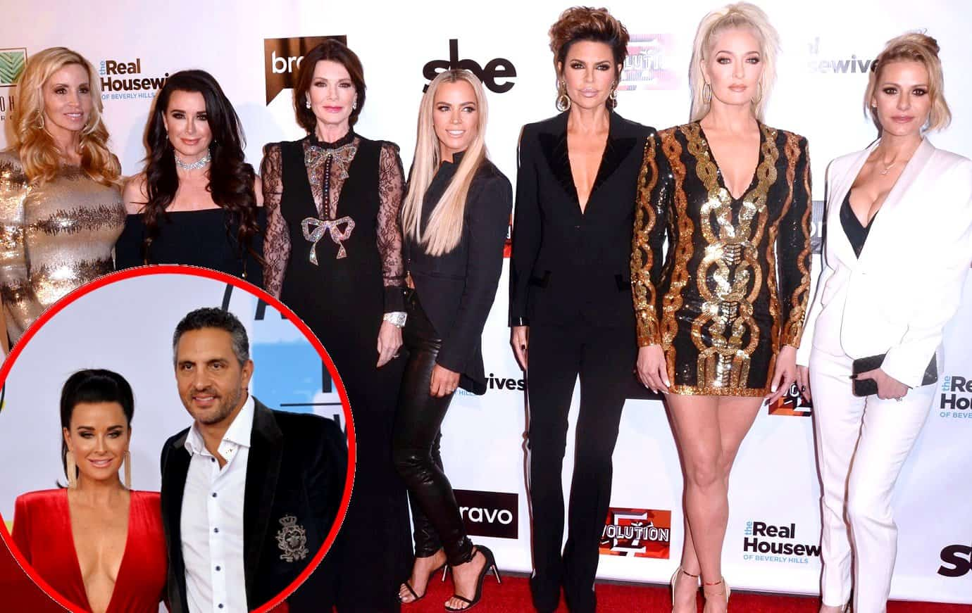 The RHOBH Cast Gets Dragged Into $32 Million Lawsuit Against Kyle Richards' Husband Mauricio Umansky
