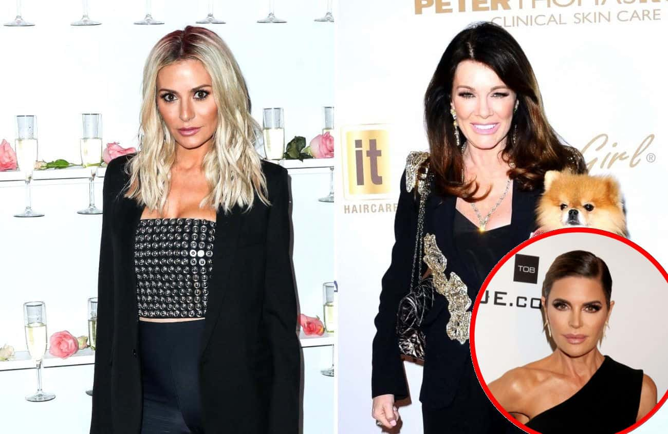 RHOBH's Dorit Kemsley Talks Mending Relationship with Lisa Vanderpump and What Needs to Happen, Plus Lisa Rinna Suggests Karma Is Kicking Lisa V.'s Butt Amid 'Transphobia' Drama