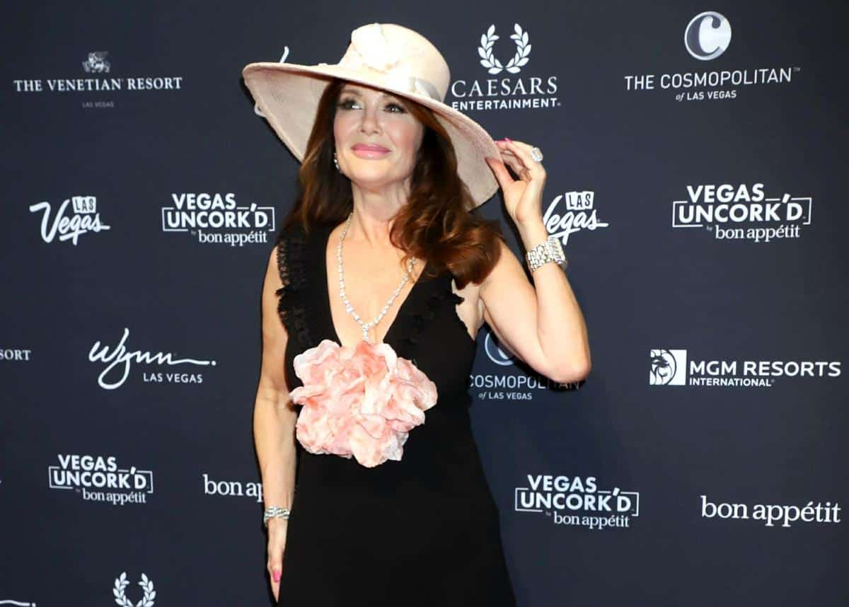 REPORT: Lisa Vanderpump is 'Leaning Towards' Quitting RHOBH
