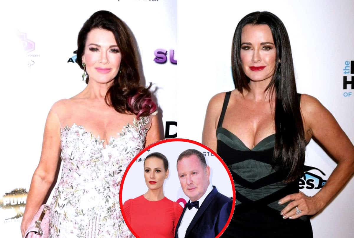 Lisa Vanderpump Calls Out Kyle Richards for Insinuating She Has Shady 'Business Dealings' With PK, Plus Was Lisa Cut From Upcoming RHOBH Episode?