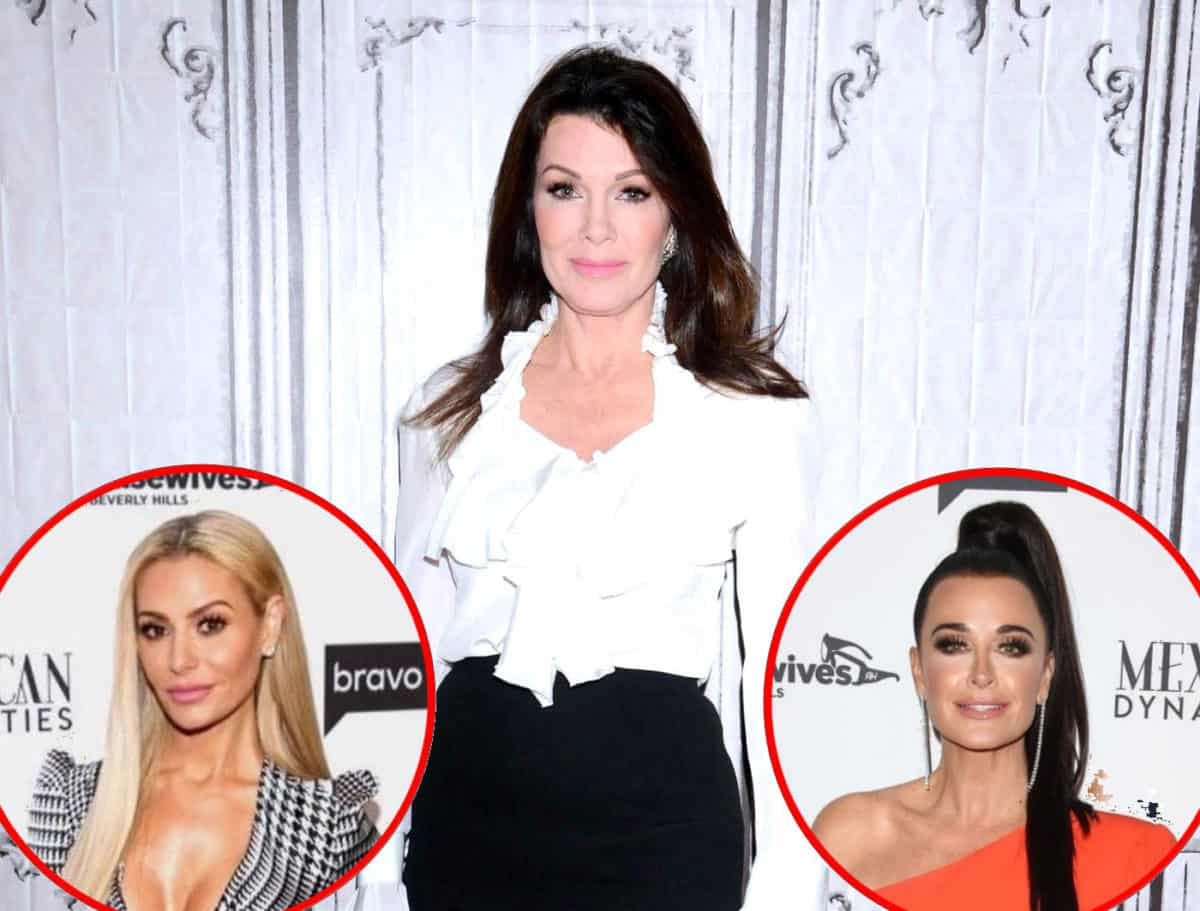 RHOBH Star Lisa Vanderpump Gives Update on Relationship with Dorit Kemsley, Discusses Seeing Kyle Richards and Lie Detector Test