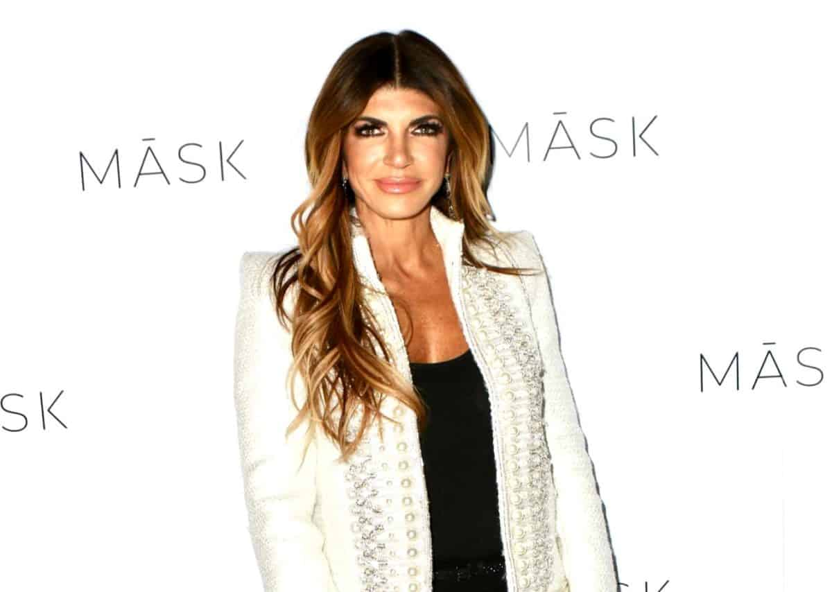 Teresa Giudice Says 'RHONJ' Can't Succeed Without Her Because Show is 'All About' Her, Plus She Visits Italian Consulate and RHONJ Live Viewing Thread!