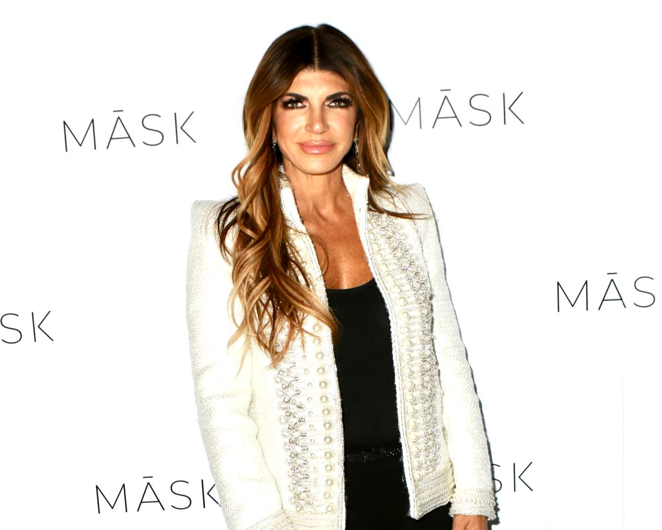 REPORT: Teresa Giudice Throws Red Wine On Co-Star While Filming RHONJ Season 10 At Melissa Gorga's Fashion Show
