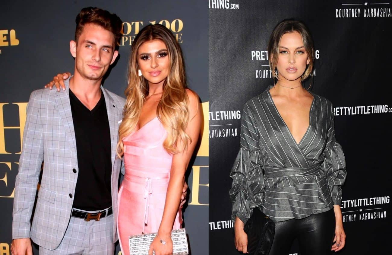 Vanderpump Rules' James Kennedy Shares Surprising Update On His Relationship With Lala Kent! Plus Raquel Leviss Dishes On Working At SUR