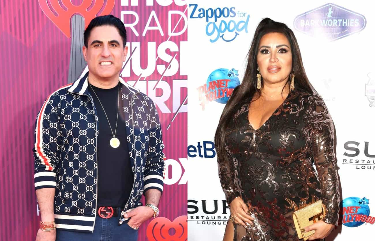 Reza Farahan Reveals the Real Reason for His Feud With Mercedes 'MJ' Javid, Plus Was She Fired From Shahs of Sunset?
