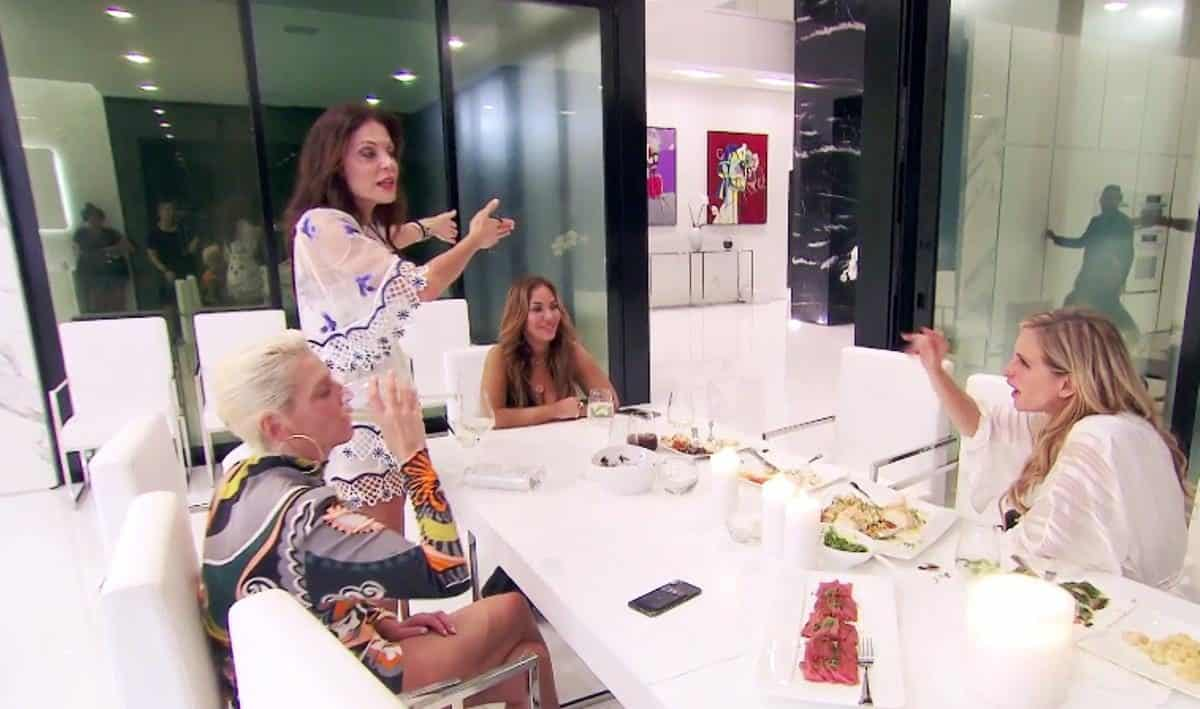 The Real Housewives of New York Recap: Sonja Has Meltdown in Miami Over Ramona and Harry Kiss