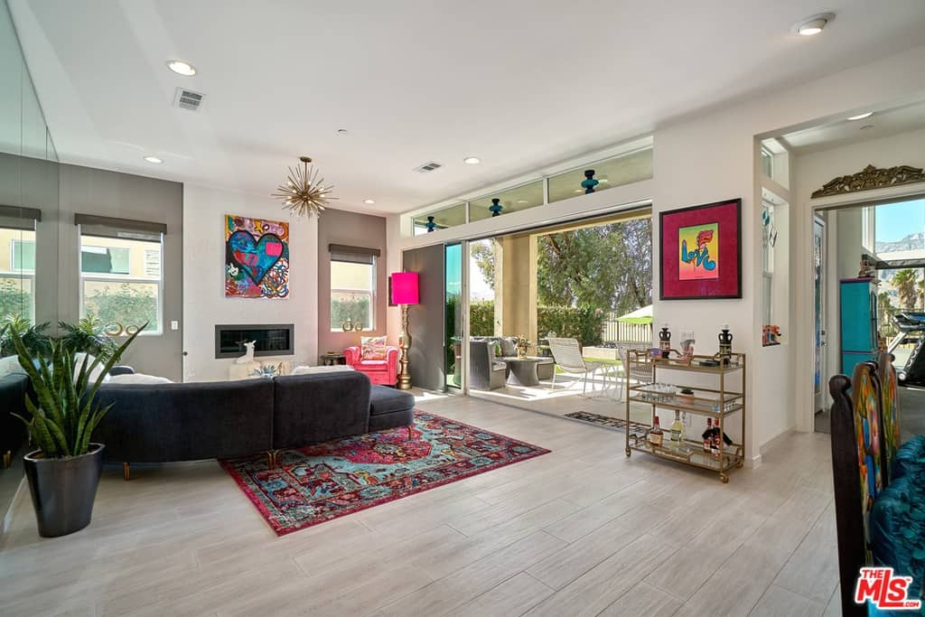 Vanderpump Rules Scheana Marie Living Room