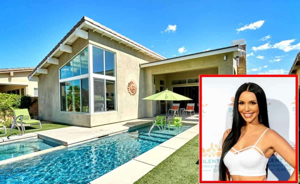 PHOTOS: Scheana Marie Purchases $725,000 Palm Springs Vacation House! See the Pics of Vanderpump Rules Star New Home