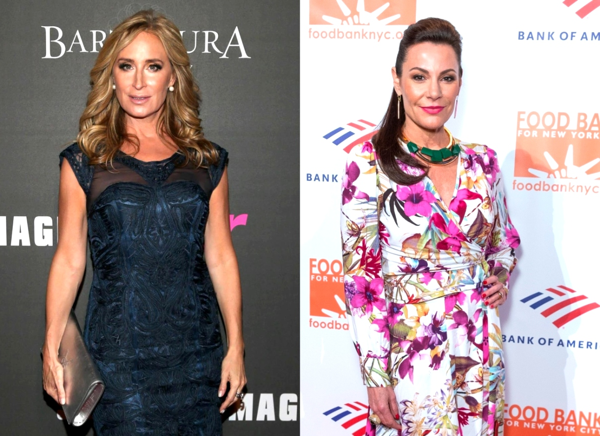 RHONY Star Sonja Morgan Addresses Drunken Night In Miami, Plus Luann de Lesseps Doubles Down on Sonja Pill Comments and Jokes About Jail & Rehab During Cabaret