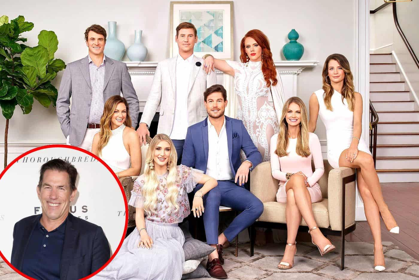 REPORT: Southern Charm Producers Are Facing 'Cast Issues' Which is Delaying New Season, Is Thomas Ravenel Trying to Return? And Did They Scrap Four Weeks of Footage?