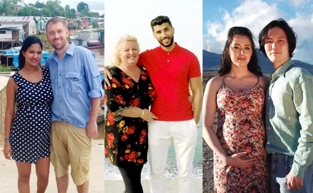 PHOTOS - Meet the Cast of TLC's 90 Day Fiance: The Other Way! Features Paul and Karine