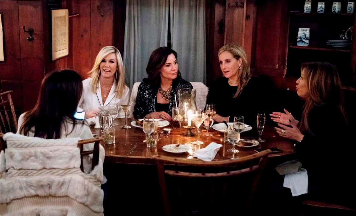 The Real Housewives of New York Recap: The Ladies Are Over Luann... and Cabaret
