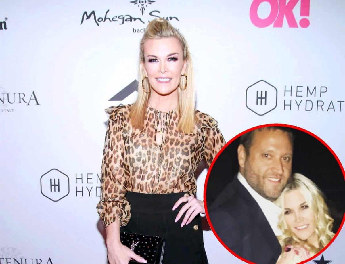 PHOTO: RHONY's Tinsley Mortimer and Scott Kluth Spotted Holding Hands After Break Up, Are They Back Together?