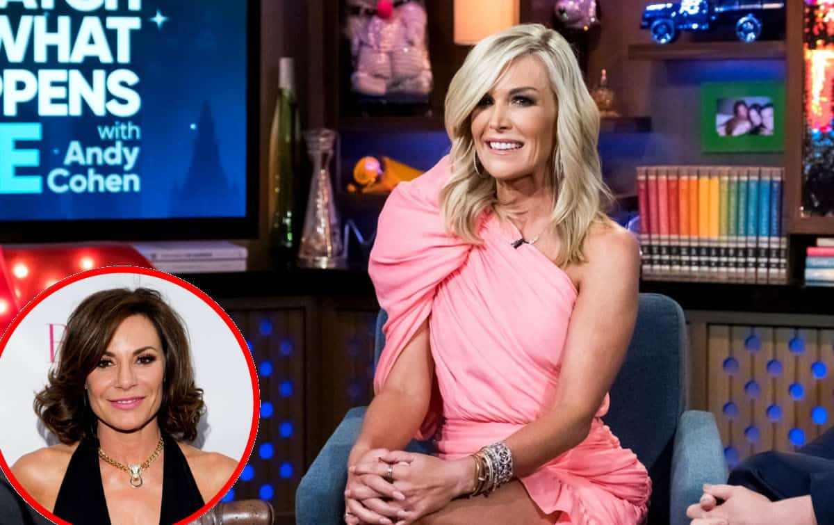 Is RHONY's Tinsley Mortimer Still Planning to Have Kids After Scott Kluth Split? Plus First Look at Luann's 'Feeling Jovani' Video!