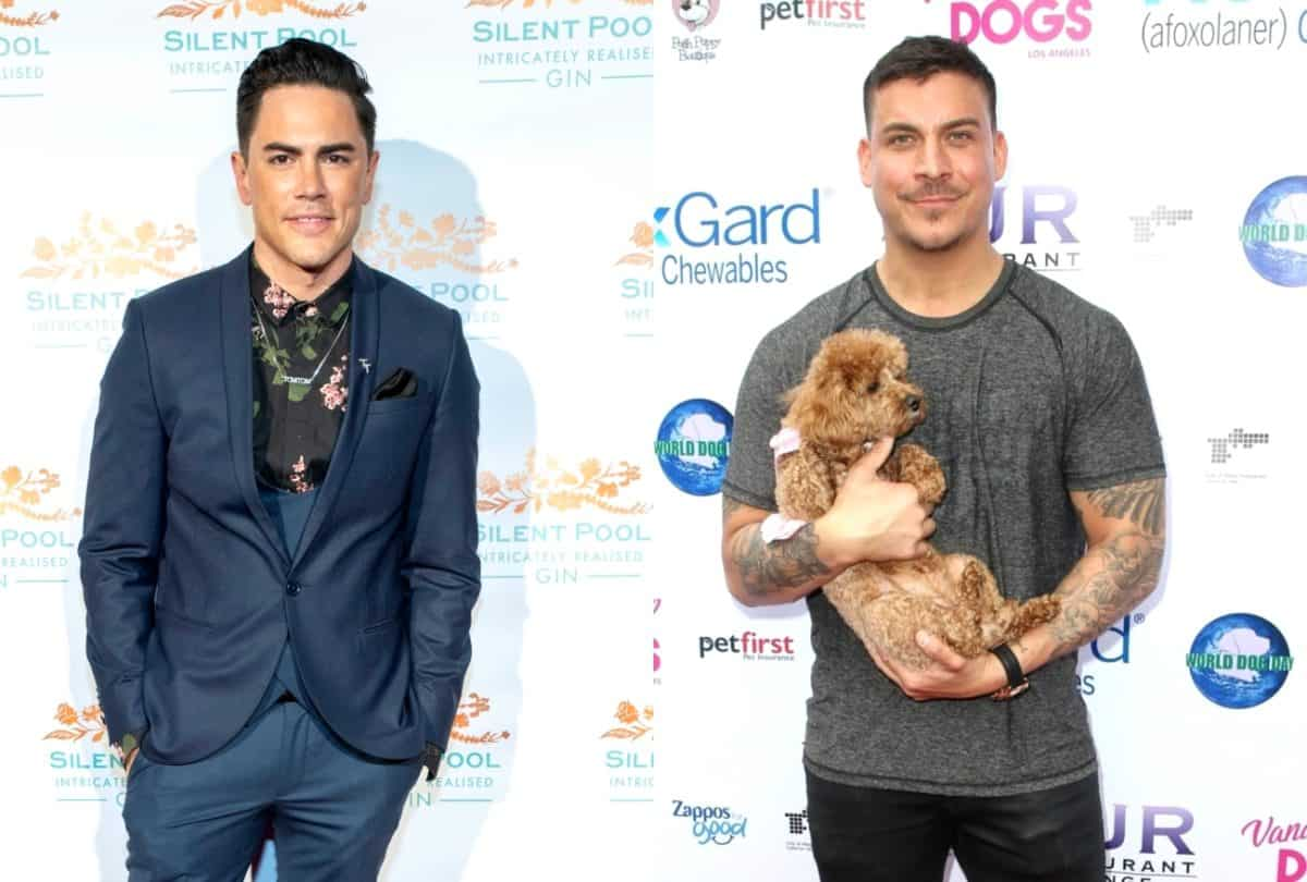Is Vanderpump Rules' Tom Sandoval Still Jax Taylor's Best Man After Skipping Bachelor Party