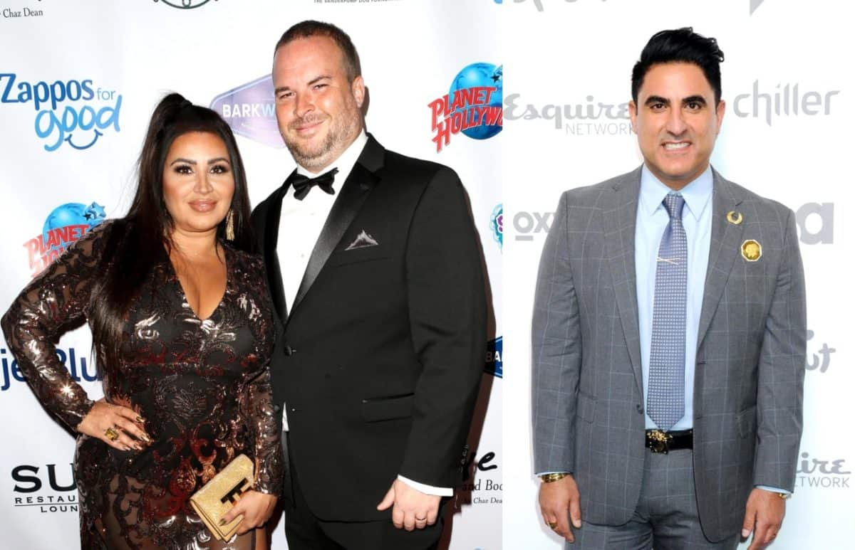 Mercedes 'MJ' Javid's Husband Tommy Slams Reza Farahan For Minimizing MJ's Complicated Delivery of Their Son as Reza Apologizes For Sharing 'Sensitive' Information, Plus MJ Speaks Out