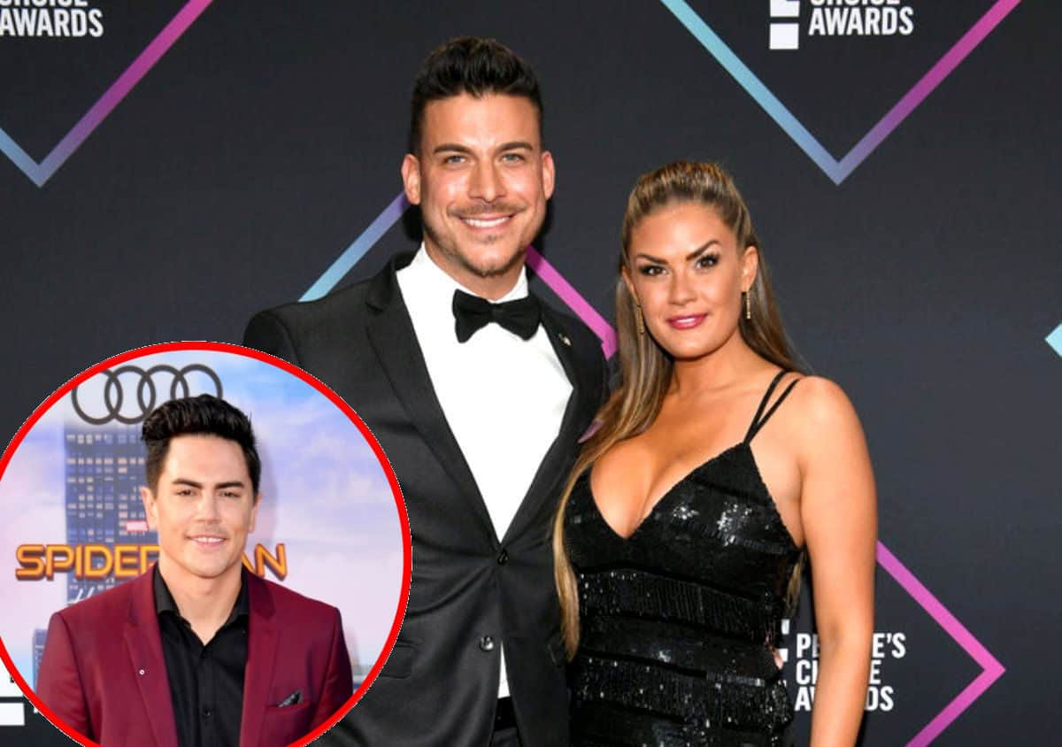 Jax Taylor Hints Tom Sandoval May Not Be His Best Man Anymore as He and Brittany Cartwright Talk Vanderpump Rules Reunion Drama, Plus Where Does Jax Stand With His Mom Today?