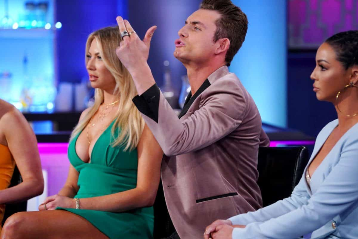 Vanderpump Rules Reunion Part 2 Recap: Tom Says James Mixes Alcohol with Uppers as James Sobs to Lisa