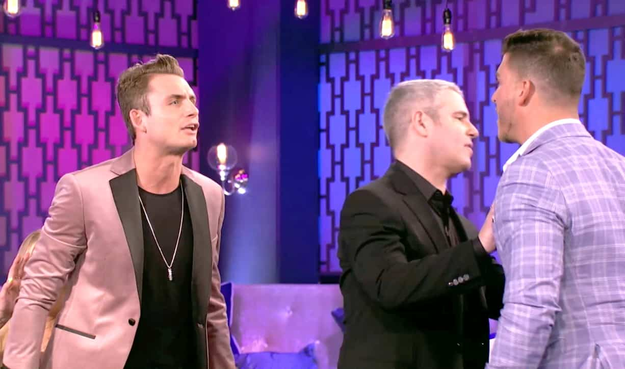 Vanderpump Rules Reunion Part 1 Recap: Jax and James Continue Their Beef and Kristen Reveals Split From Carter
