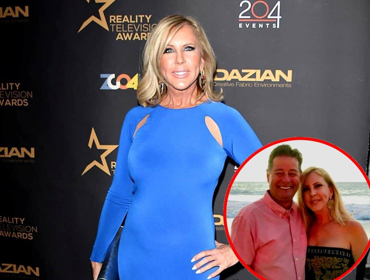 Vicki Gunvalson Is Reportedly 'Terrified' Of Being Fired From RHOC