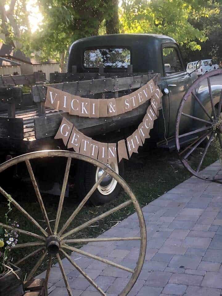 Vicki RHOC Engagement Party