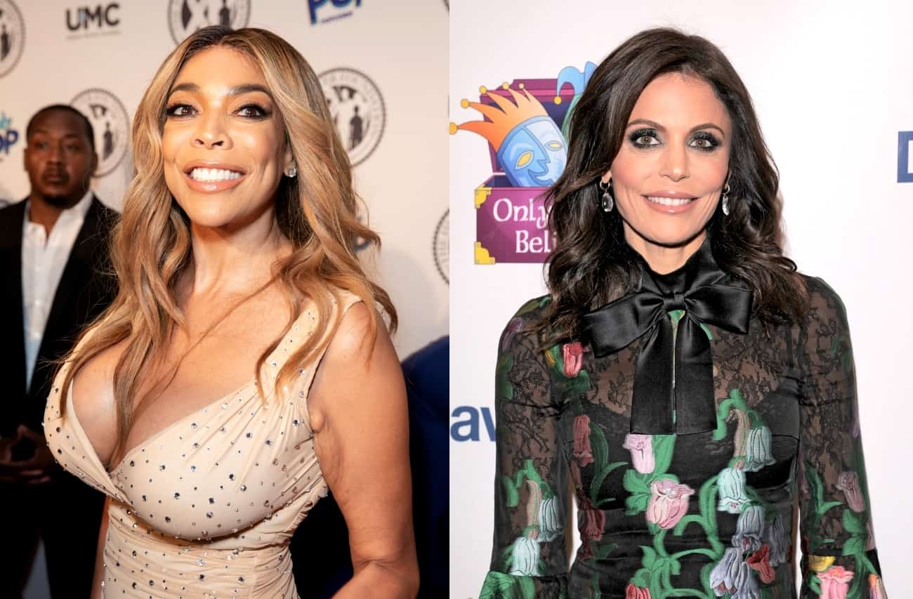 "Wendy Williams Reveals Why She's ""Forced"" to End Her Feud With RHONY Star Bethenny Frankel"