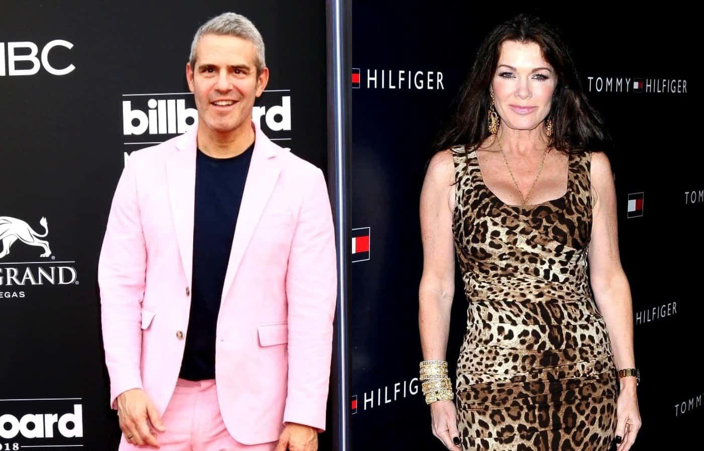 Does Andy Cohen Feel 'Disrespected' by Lisa Vanderpump After She Failed to Attend RHOBH Reunion? Plus Andy Reveals if He Filmed One-on-One Segment With Lisa