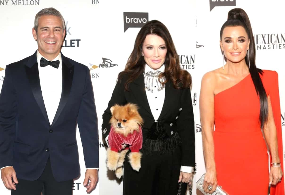 Andy Cohen Reveals the Worst Real Housewives Reunion