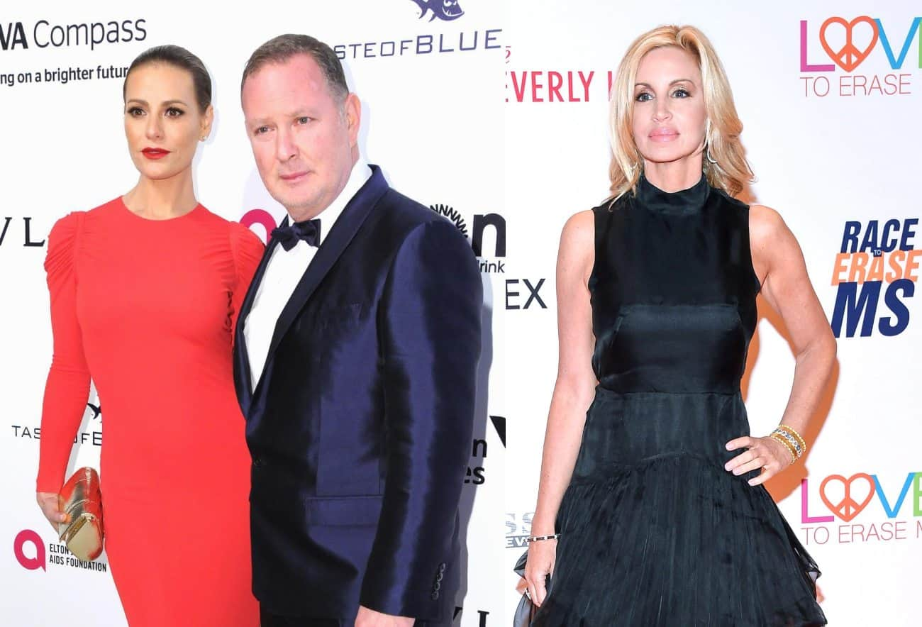"RHOBH's Dorit Kemsley Slams Camille Grammer for Trying to ""Embarrass"" Her With Claim of PK Owing Money to Her Friend, Addresses PK's Money Troubles"