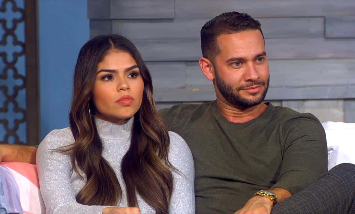 90 Day Fiance Star Fernanda Flores Blasts Ex Jonathan Rivera After He Signs Divorce Papers, Jonathan Responds and Denies Cheating