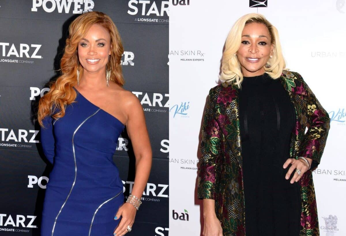 RHOP Star Gizelle Bryant Discusses Feud With Karen Huger, Plus Watch the Dramatic RHOP Midseason Trailer!