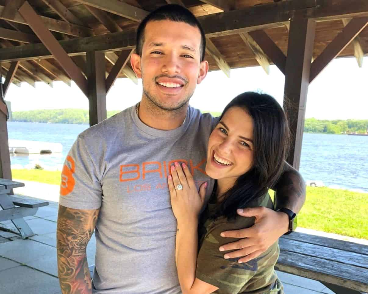 PHOTOS: Teen Mom 2's Javi Marroquin and Lauren Comeau are Engaged