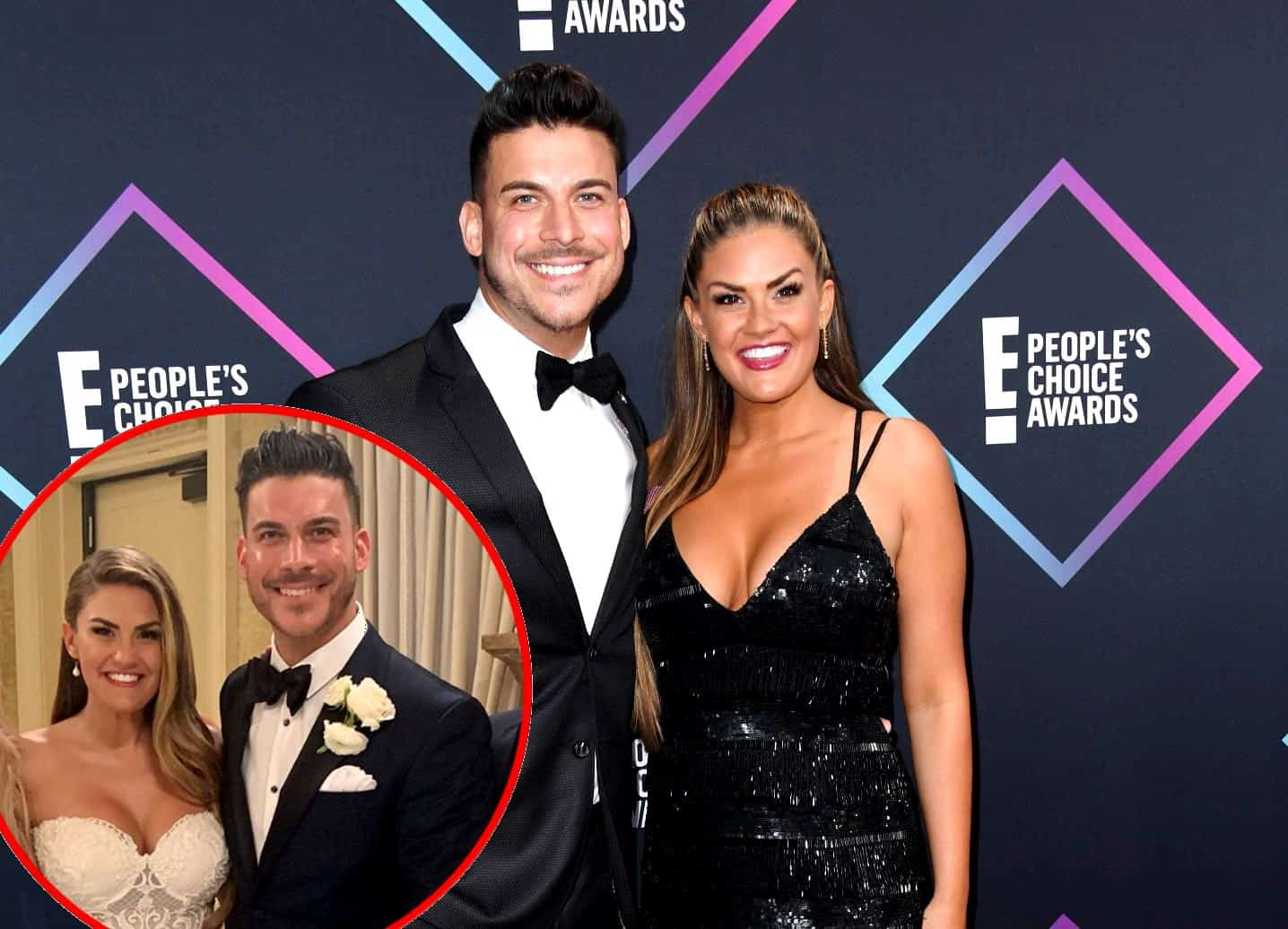 PHOTOS: Vanderpump Rules' Jax Taylor and Brittany Cartwright Get Married! See Their Wedding Pics and Find Out Who Attended, Plus Their Unique Wedding Cake