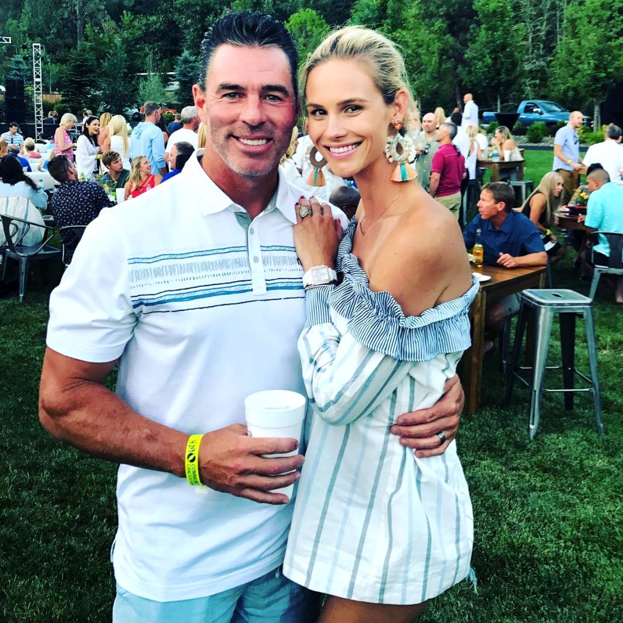 "Are RHOC's Meghan King Edmonds and Jim Edmonds Getting Back Together? He Says She's a ""Truly Special Woman"" and Vows to ""Make It Right"""