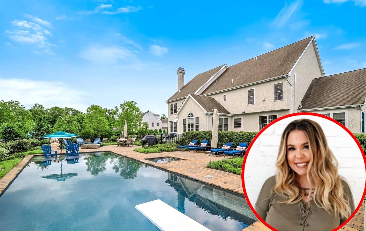 PHOTOS: Teen Mom 2's Kailyn Lowry Moves Into a Stunning New House in Delaware